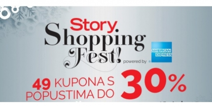 Story Shopping Fest u Livision optici