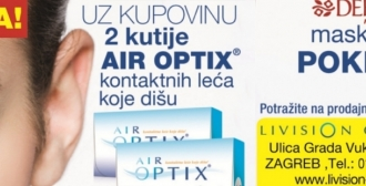 Air optix poklanja Deborah maskare!!