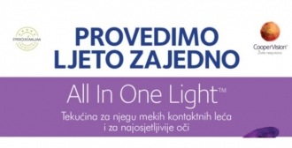Ljetna promocija - ALL IN ONE LIGHT otopina