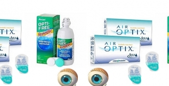 Proljetni Air Optix paket