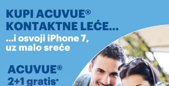 Osvoji iphone7 uz Acuvue!!