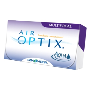 Ciba Vision Air Optix Multifocal Aqua