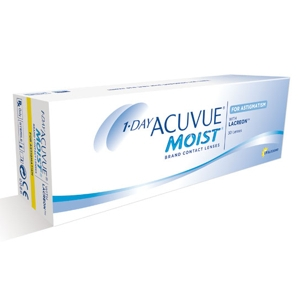 Johnson & Johnson 1-Day Acuvue Moist for Astigmatism