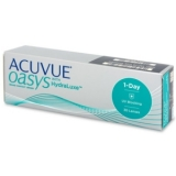 Johnson&Johnson Acuvue Oasys 1 Day with HydraLuxe